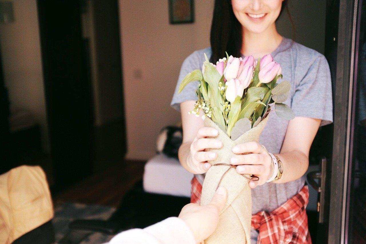 Pourquoi offrir un bouquet de fleurs