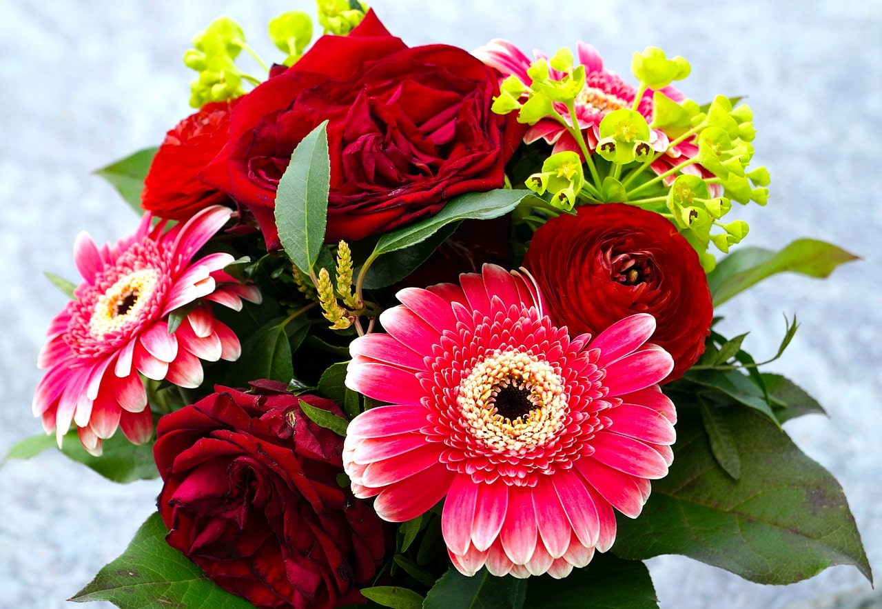 Créer un bouquet de fleur original - Les conseils travaux et déco de Margot
