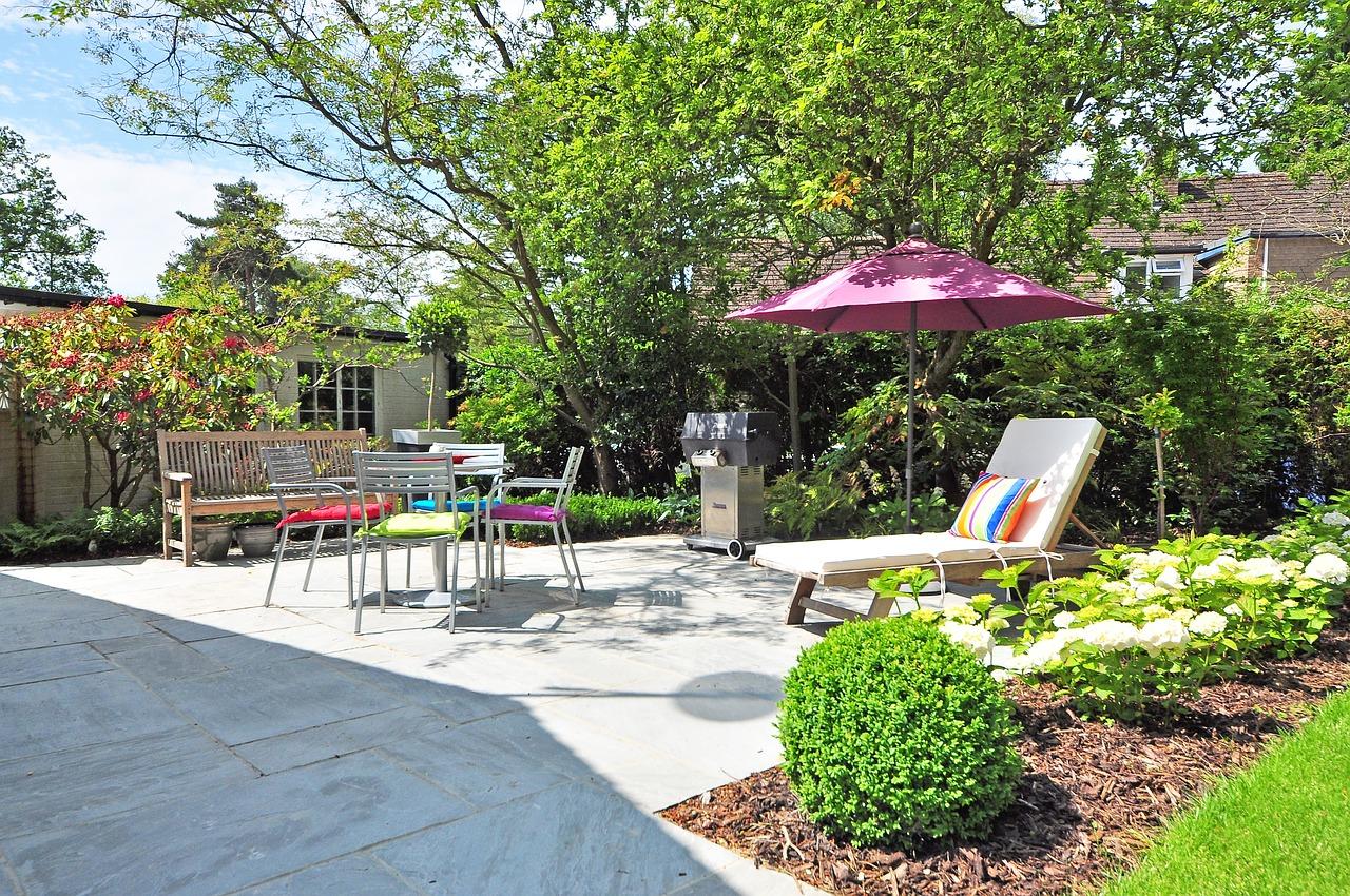 Jardin et extérieur