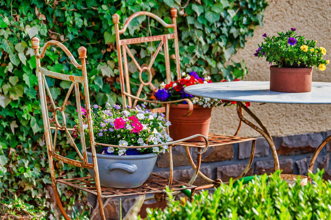 Comment aménager de manière originale un jardin en ville